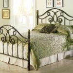 Ferforje Uygun Fiyatlı Yatak 34